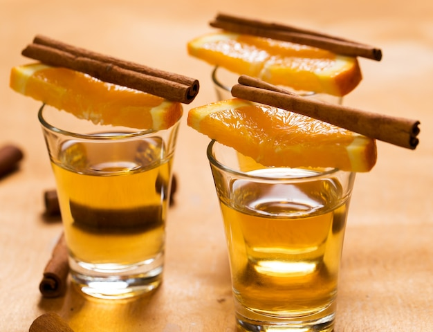 Tragos de whisky