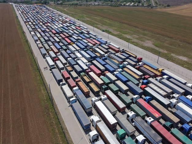 Transporte y logística de carga