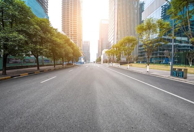 Transporte rascacielos carretera construcción acero