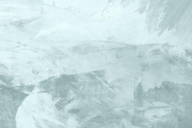 Trazo de pincel azul pálido con textura de fondo