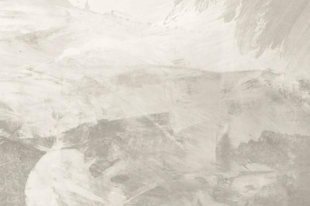Trazo de pincel beige con textura de fondo