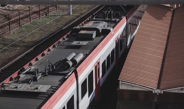 Tren europeo moderno