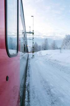 Tren de invierno