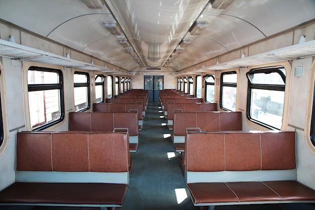 El tren, rusia