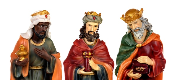 Los tres hombres sabios