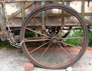 Triciclo viejo