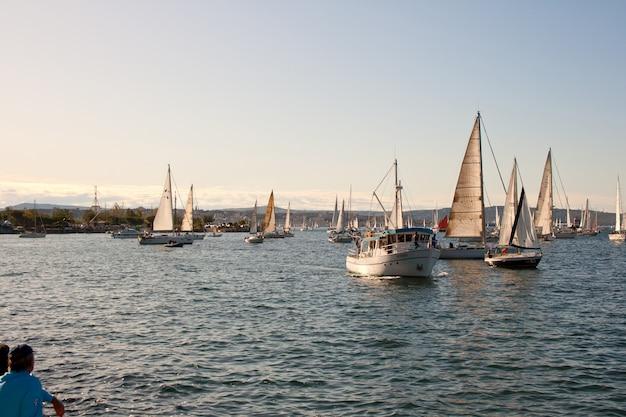 Trieste, barcolana 2009 - la regata de trieste