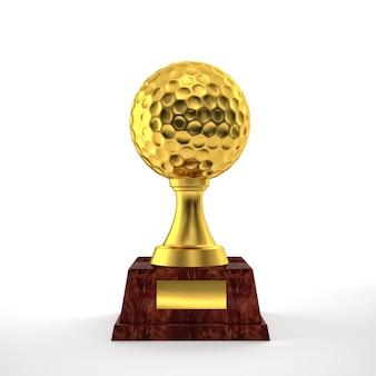 Trofeo de golf