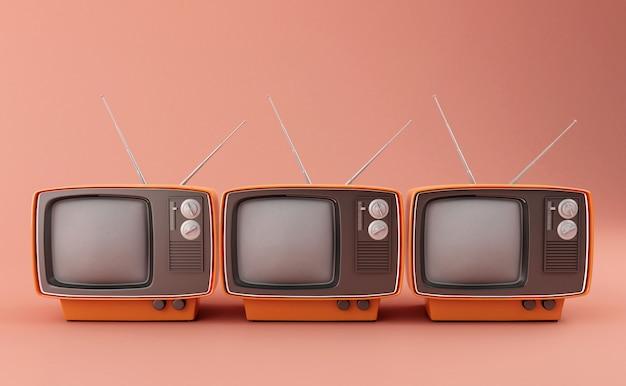 Tv retro 3d