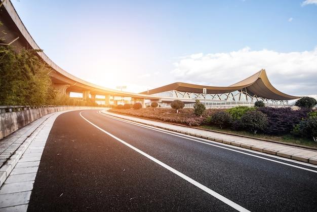 Unidad autopista estructura de estilo de vida de tránsito