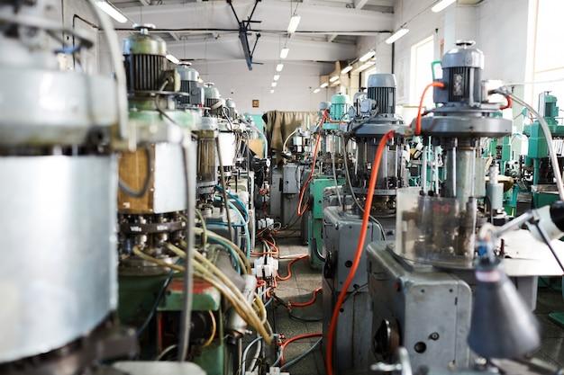 Unidades de máquinas industriales