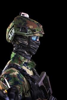 Uniforme de soldado