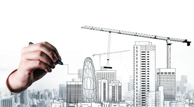 Urbanismo de la ciudad y desarrollo inmobiliario