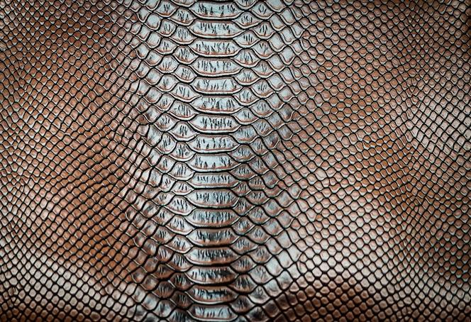 Uso de textura de cuero piel para fondo