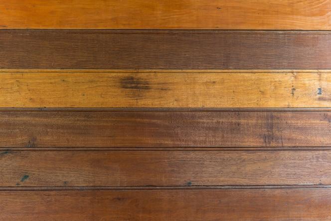 Uso del fondo de la superficie de la textura abstracta de la pared o del piso de madera para el fondo