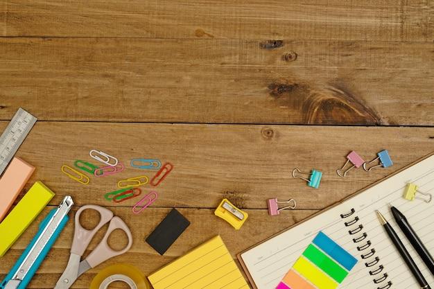 Útiles escolares para crear cosas bonitas