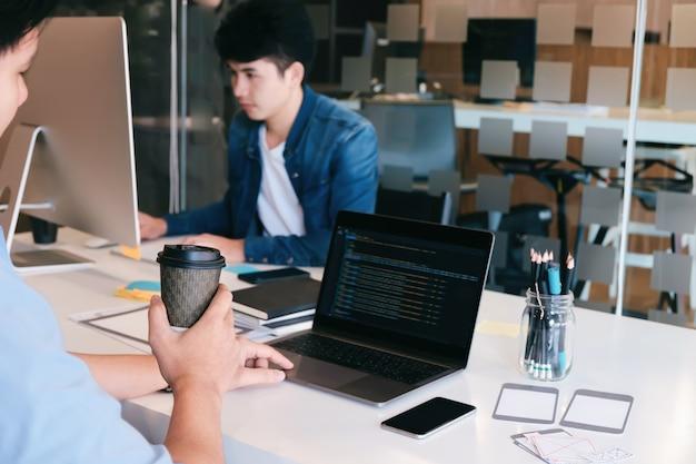 Ux ui y tecnología de desarrollo de programación.
