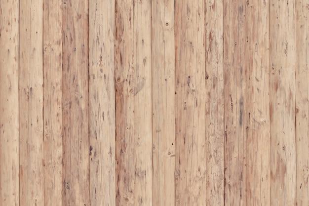 Valla de fondo de tablas de madera sin tratar