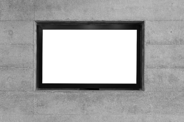 Vallas publicitarias rótulos de iluminación para relaciones públicas y relaciones públicas para el público.