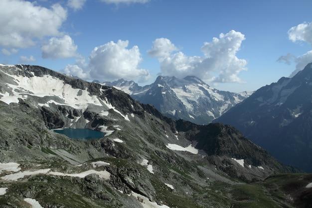 Valle de las montañas