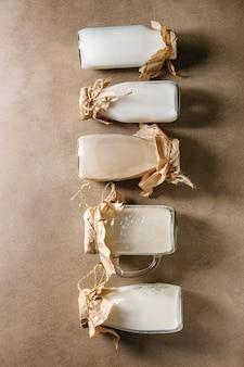 Variedad de leche no láctea.