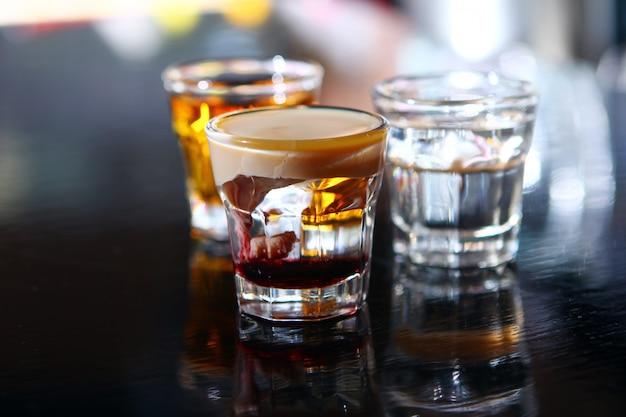 Varios disparos en un bar