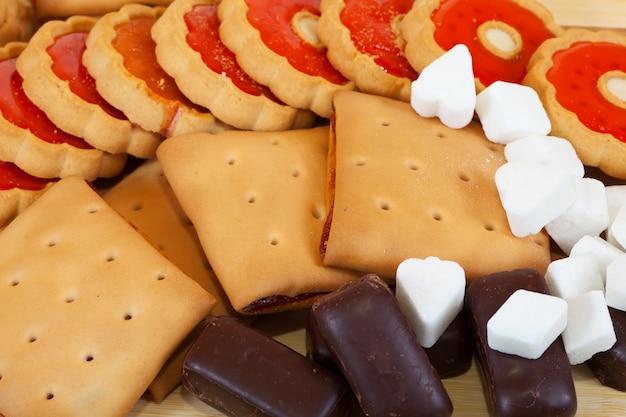 Varios dulces