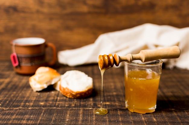 Vaso de miel