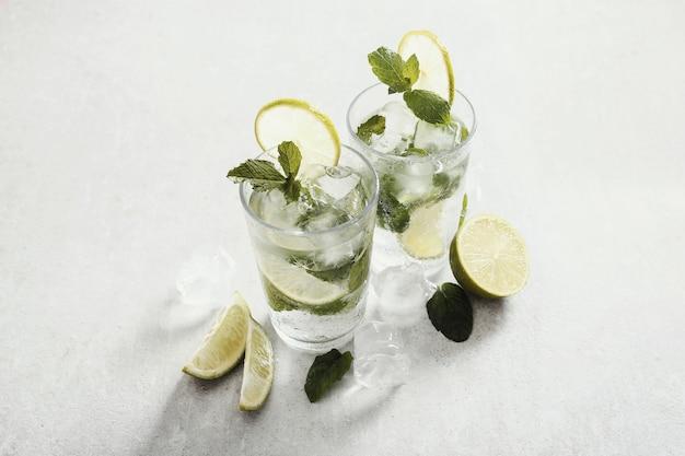 Vasos de mojito