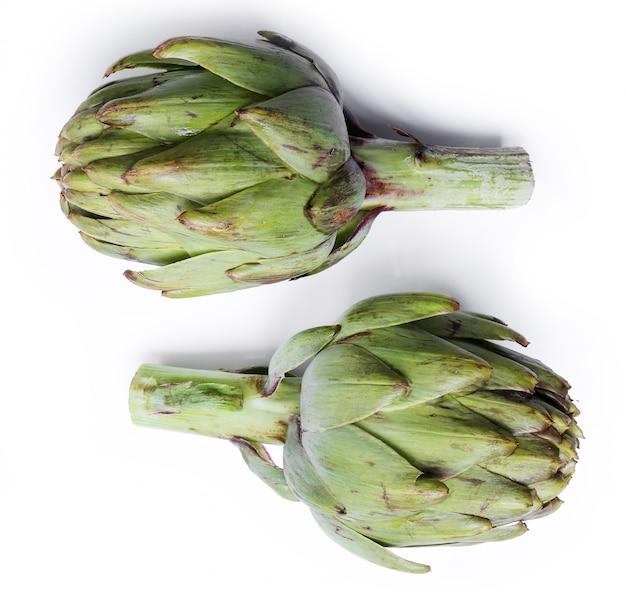 Vegetales apetitosos alcachofas vegetales apetitosos