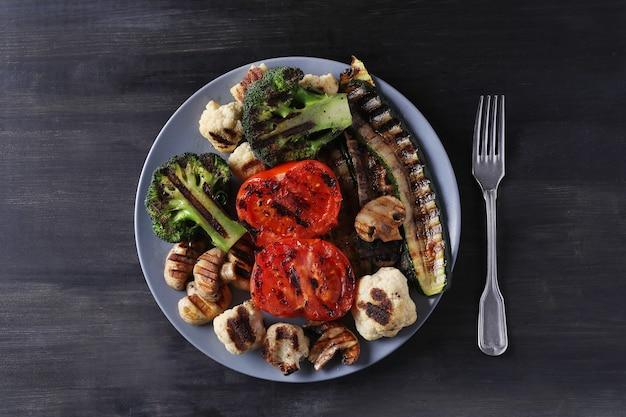 Vegetales asados