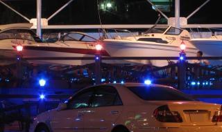 Velocidad de servicio de barco