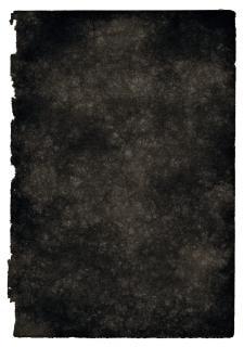 Vendimia grunge de papel carbonizados negro