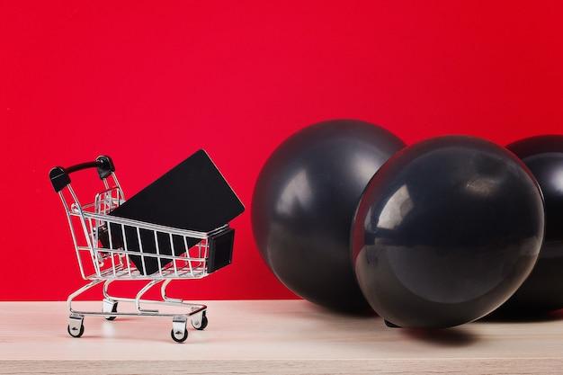 Venta de compras del viernes negro