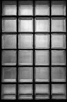 Ventana de bloques de vidrio