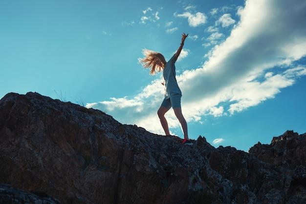 Viaje lesure y concepto de libertad.