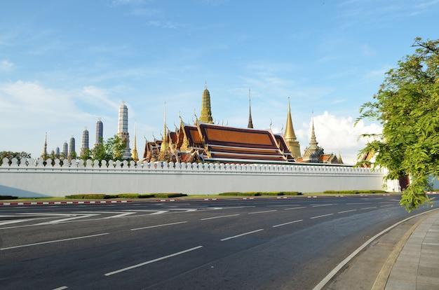 Viaje del turismo de wat phra kaew en tailandia bangkok bangkok del viaje del phra kaew de thailand.wat de tailandia