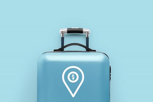 Viajes y aviones con el equipaje