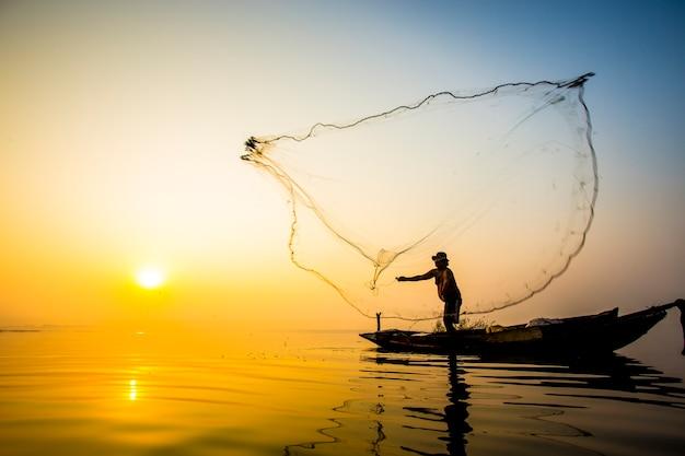 Vida del pescador