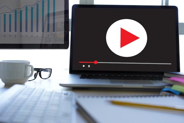 Video marketing audio video, mercado canales interactivos