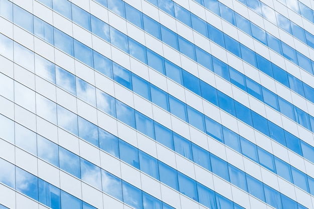 Vidrio de reflexión de construcción