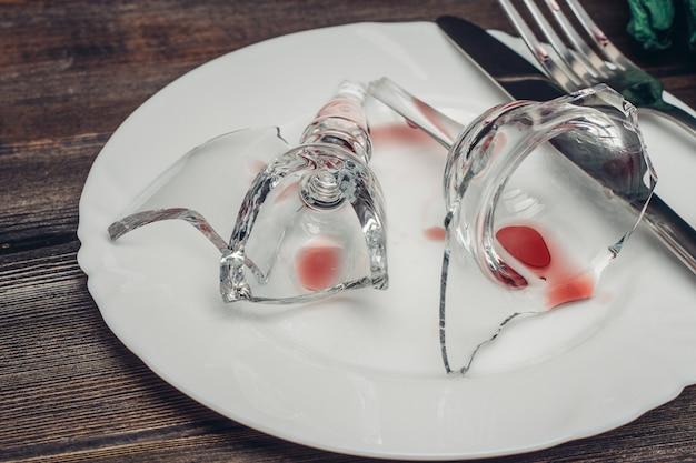 Vidrios rotos, vidrios rotos