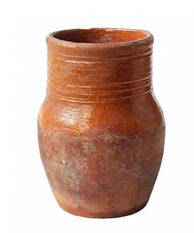 La vieja jarra de arcilla
