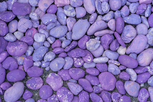 La vieja piedra púrpura manchada para el fondo