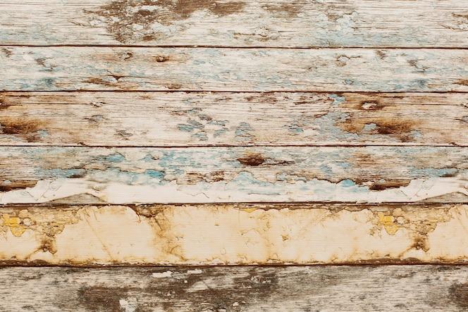 Vieja textura de madera para el fondo