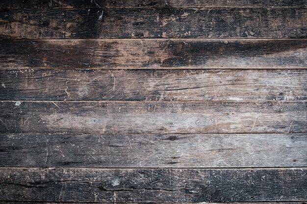 Vieja textura de madera del fondo del vintage rústico.