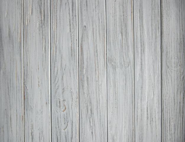 Viejo fondo de madera blanco
