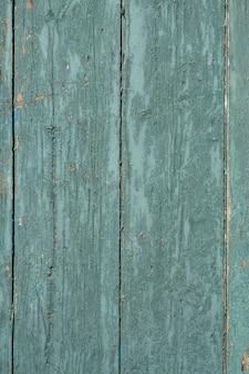 Viejo fondo de madera pintada