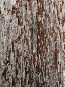 Viejo fondo de madera con textura de daño