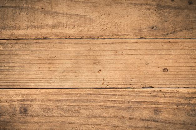 Viejo fondo de madera con textura oscura del grunge, la superficie de la vieja textura de madera marrón, vista superior paneles de madera de teca marrón